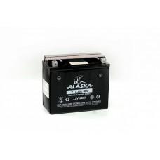 Аккумулятор Alaska YTX20L-BS